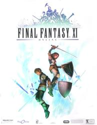 Final Fantasy XI Online video game poster (22x28)
