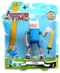 Adventure Time: 5'' Finn figure with Golden Sword (Jazwares)