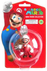 "Super Mario Mini Figure Collection: Fire Mario figure No ""M"" (Goldie)"