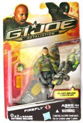 G.I. Joe Retaliation: Firefly action figure (Hasbro)