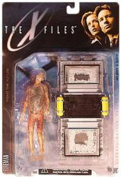 X Files Fight the Future: Fireman action figure (McFarlane/1998)