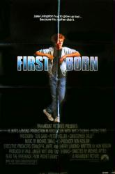 Firstborn movie poster [Christopher Collet] original 27 X 41 one-sheet