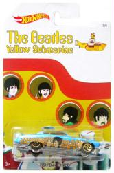 Hot Wheels: The Beatles Fish'd N Chip'd die-cast vehicle (McCartney)
