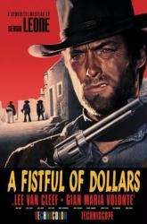 A Fistful of Dollars movie poster [Clint Eastwood/Sergio Leone] 24x36