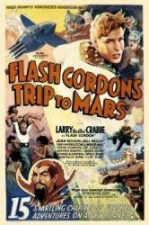 Flash Gordon's Trip to Mars movie poster [Buster Crabbe] 11'' X 17'' poster