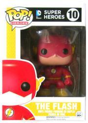 Pop Heroes DC Universe: The Flash vinyl figure (Funko)