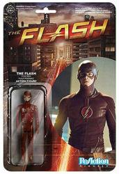 The Flash: The Flash ReAction action figure (Funko) CW TV series