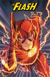The Flash poster: Speed [DC Comics superhero] 22x34