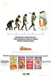 The Flintstones (Video Collection Poster) NM