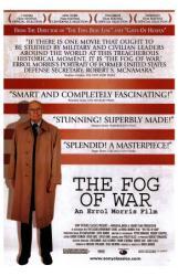 The Fog of War movie poster [an Errol Morris film] 27x40 one-sheet