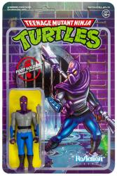 Teenage Mutant Ninja Turtles: Foot Soldier ReAction figure (Super7)