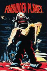 Forbidden Planet movie poster (24'' X 36'') Robby the Robot