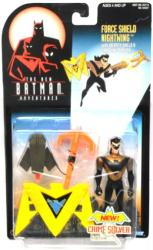 The New Batman Adventures: Force Shield Nightwing action figure