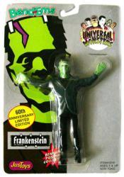 Universal Studios Monsters: Frankenstein Bend 'Em figure (Just Toys)