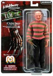 "Nightmare on Elm Street Freddy Krueger classic 8"" action figure (MEGO)"