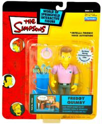 The Simpsons Series 13: Freddy Quimby action figure (Playmates/2003)