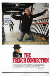 The French Connection movie poster [Gene Hackman] 27 X 40