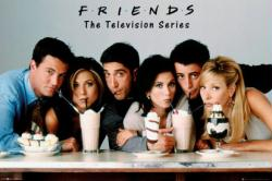 Friends poster: Milkshakes (36x24) Television Series