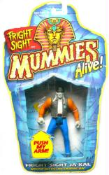 Mummies Alive!: Fright Sight Ja-Kal action figure (Kenner/1997)