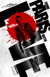 From Paris With Love movie poster [Jonathan Rhys Meyers] Advance