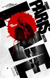 From Paris With Love movie poster [John Travolta] 27x40 Advance