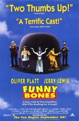 Funny Bones movie poster [Oliver Platt, Jerry Lewis] 26x40