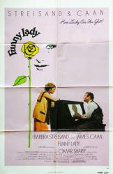 Funny Lady movie poster [Barbra Streisand, James Caan) original 27x41