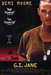 G.I. Jane movie poster [Demi Moore] a Ridley Scott film (26x40)
