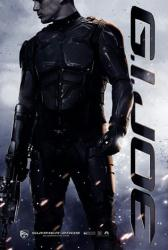 G.I. Joe: The Rise of Cobra movie poster [Channing Tatum as Duke] NM