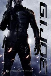 G.I. Joe: The Rise of Cobra movie poster [Marlon Wayans as Ripcord]