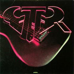 GTR poster: G.T.R. vintage LP/album flat (1986)