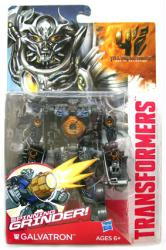Transformers Age of Extinction: Spinning Grinder Galvatron figure