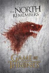 Game of Thrones poster: The North Remembers (24'' X 36'') TV series