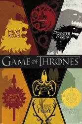 Game of Thrones poster: Sigils (24'' X 36'') HBO TV series