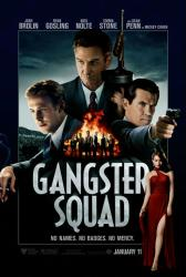 Gangster Squad movie poster [Sean Penn/Ryan Gosling/Emma Stone] 27X40