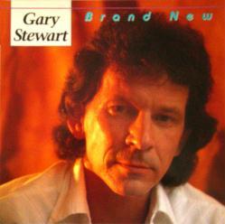 Gary Stewart poster: Brand New vintage LP/Album flat