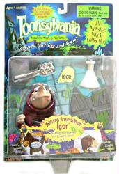 Toonsylvania: Gastro-Intestinal Igor action figure (Toy Island/1998)