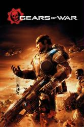Gears of War video game poster (24x36)