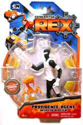 Generator Rex: Providence Agent action figure (Mattel/2010)
