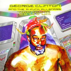 George Clinton poster: T.A.P.O.A.F.O.M. vintage LP/Album flat