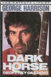 George Harrison biography: Dark Horse hardback book (1990)