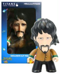 "Beatles Yellow Submarine: 6.5"" George Harrison vinyl figure (Titans)"