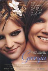Georgia movie poster [Jennifer Jason Leigh, Mare Winningham] 27x40