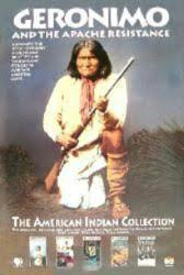 Geronimo and the Apache Resistance video movie poster (24x36)