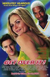 Get Over It movie poster [Kirsten Dunst, Ben Foster, Sisqo] 26x40 NM