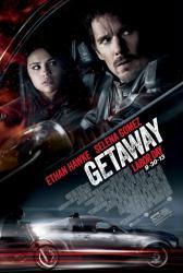 Getaway movie poster [Ethan Hawke & Selena Gomez] 27 X 40 original