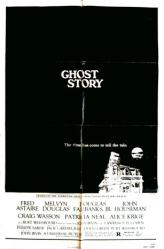 Ghost Story movie poster (1981) original 27x41 one-sheet