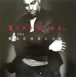 Ginuwine poster: Ginuwine...the Bachelor vintage LP/Album flat