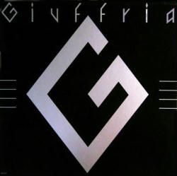 Giuffria poster: Giuffria vintage LP/Album flat