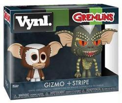 Gremlins: Gizmo + Stripe Vynl figures set (Funko)